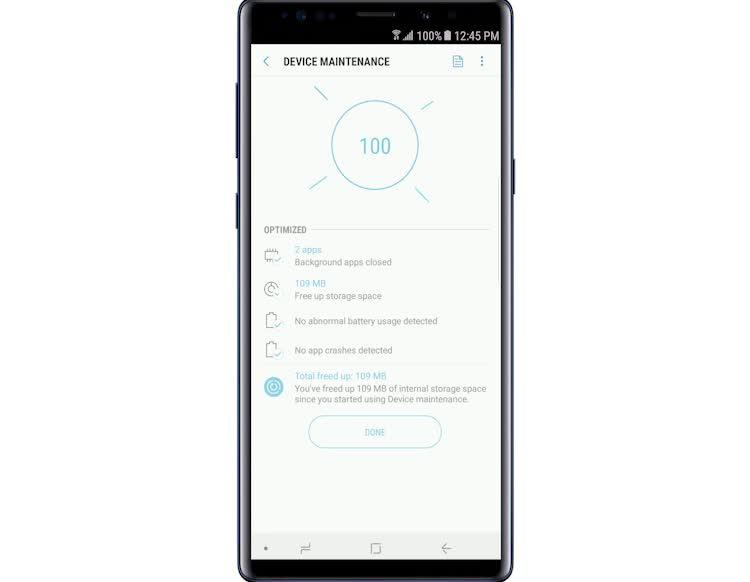 Bixby Phone Optimization