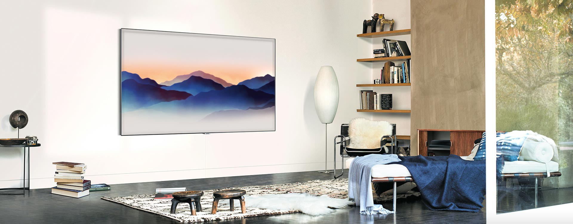 2018 Qled Q Style See The Picture Not The Tv Samsung Us