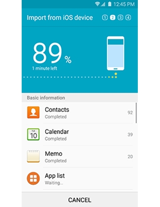Smart Switch Mobile App for Android