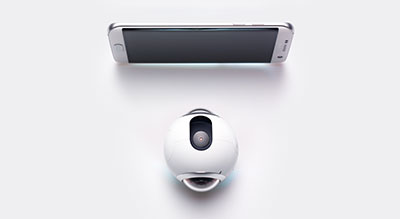 Disconnect Gear 360 from Your Phone