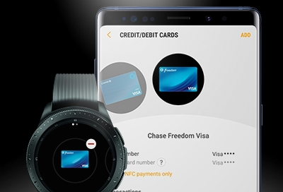 Remove a Card from Samsung Pay on Your Watch