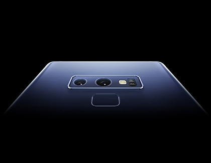 Dual Camera on the Note9