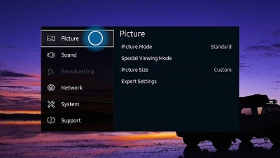 How To Reset Samsung Smart Tv To Factory Settings