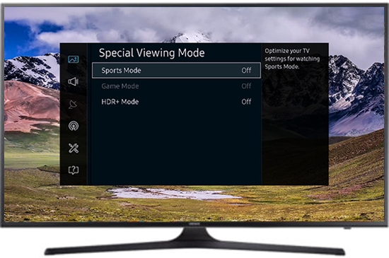 Adjust Picture Settings on Your TV
