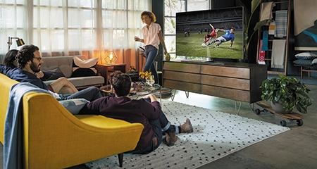 What size tv do you need for your room - What do you need in a living room ...