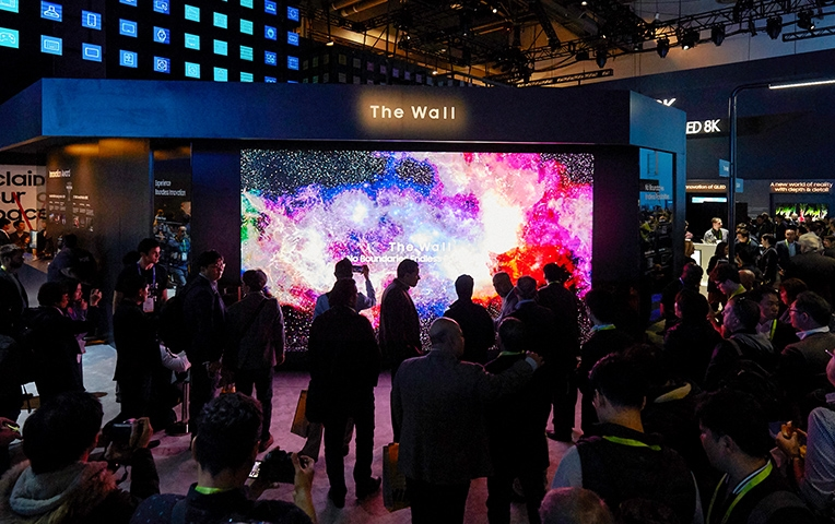 Photos from the floor of CES 2019