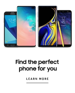 find the perfect phone