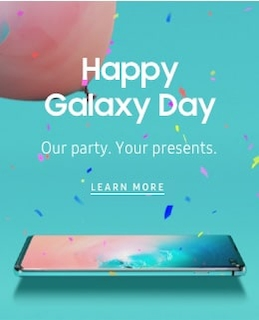 Happy Galaxy Day