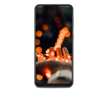 Get the Galaxy A50 from $299.99 with eligible trade-inᶿ