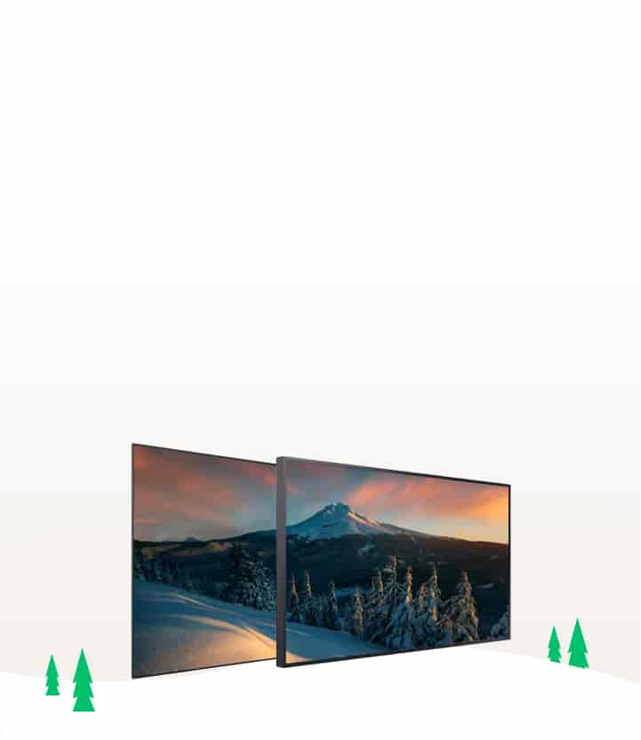 Up to 50% off QLED 4K TVs