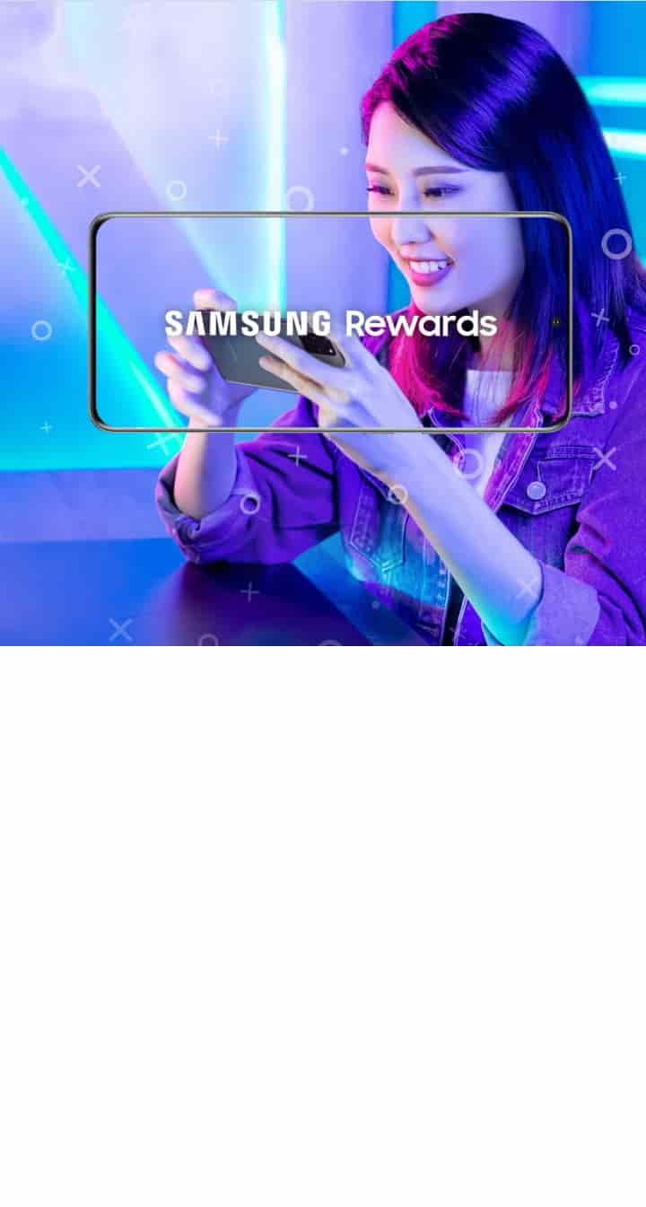 Level Up with Samsung Rewards