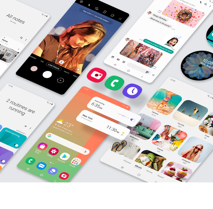 One Ui 2 Apps Services Samsung Us