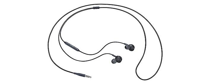 Samsung Earphones Tuned By Akg Gray Headphones Eo Ig955bsegus