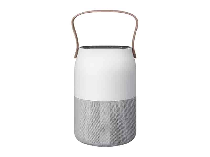 Wireless Speaker Bottle design