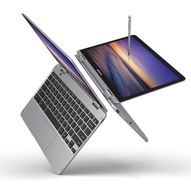 4db8004083f1 Samsung Chromebook Plus V2 (Intel® Celeron®, 32GB eMMC), Light Titan