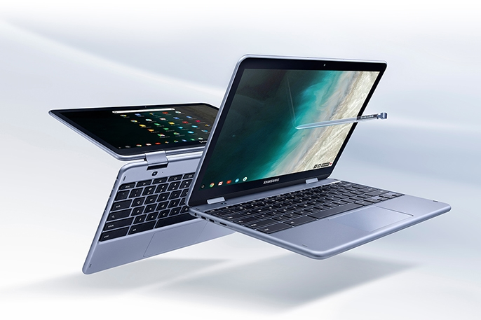 2-in-1 chromebook with s pen