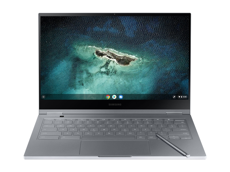 Galaxy Chromebook (256GB Storage, 8GB RAM), Mercury Gray