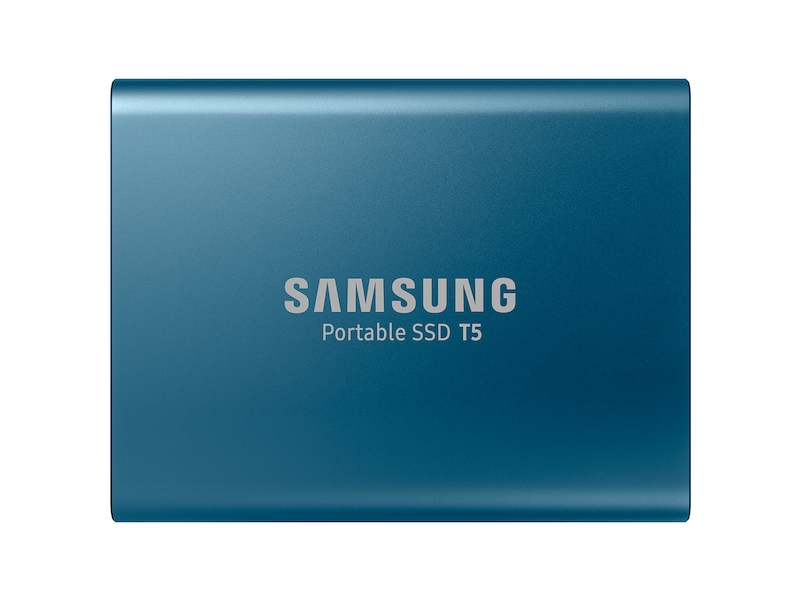 ba59356f1 Portable SSD T5 500GB Memory & Storage - MU-PA500B/AM | Samsung US