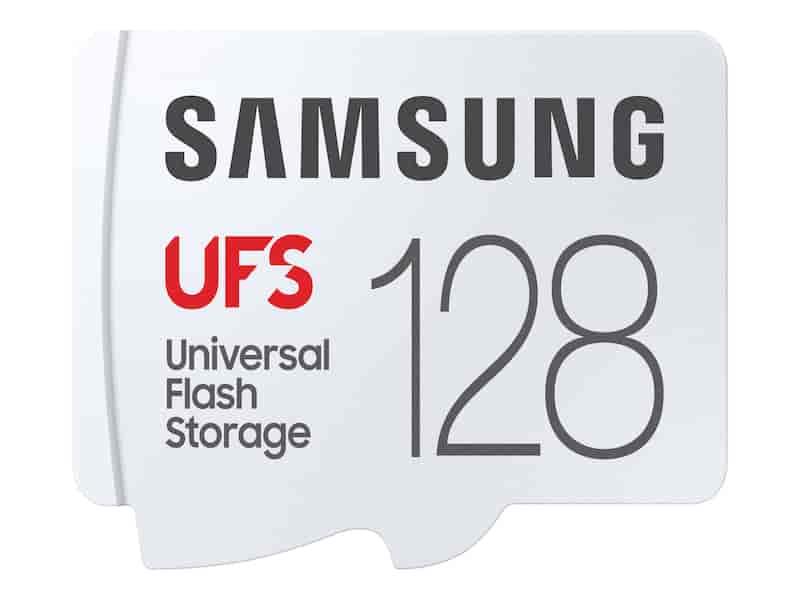 UFS Memory Card 128GB
