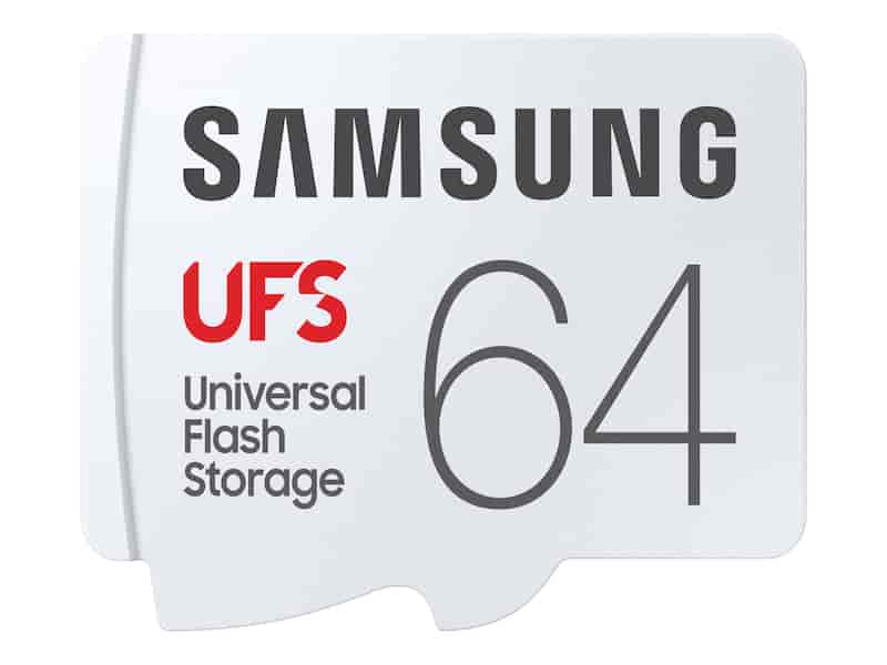 UFS Memory Card 64GB
