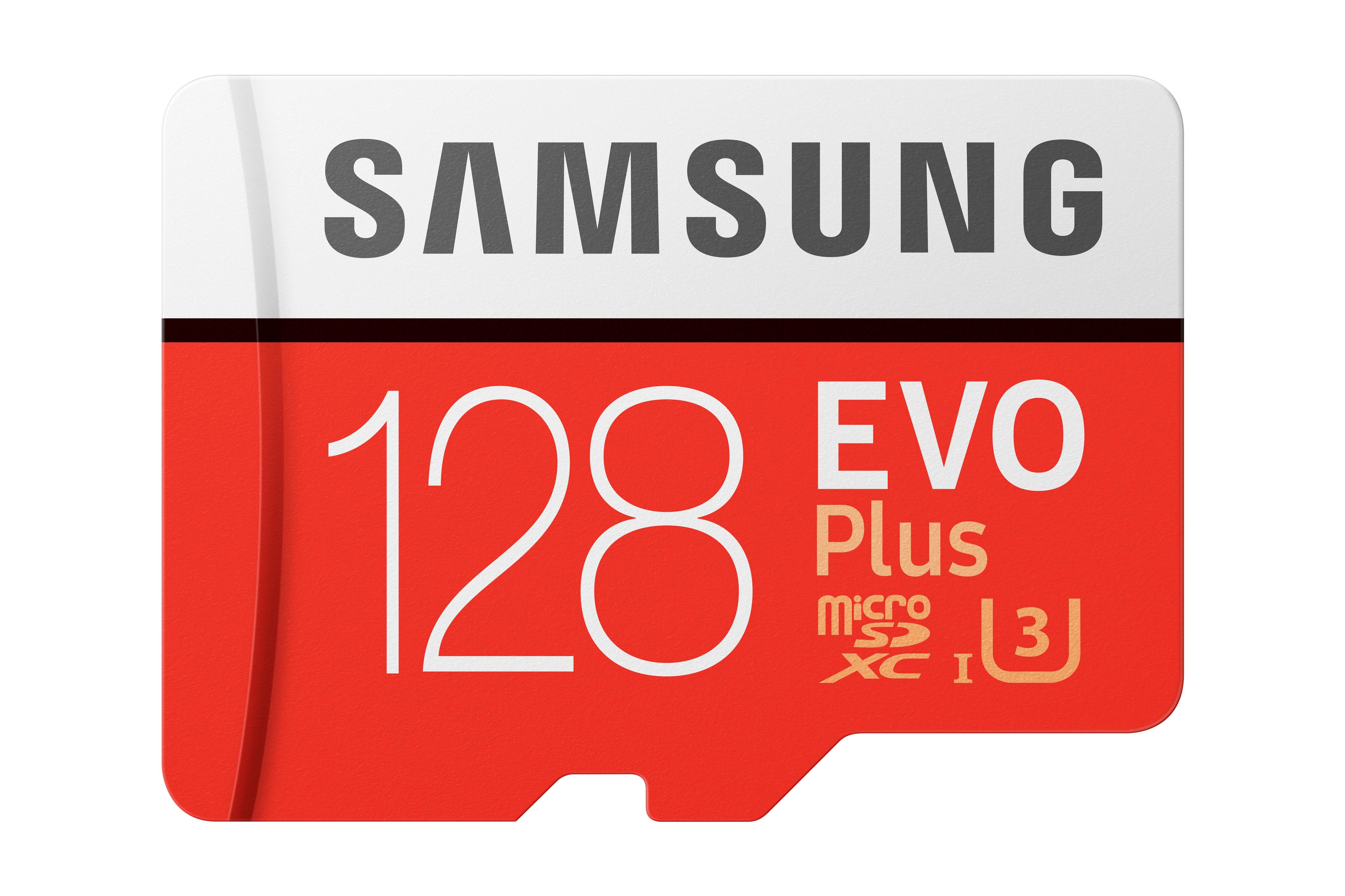 MicroSDXC EVO Plus 128GB