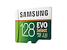 Thumbnail image of MicroSDXC EVO Select Memory Card w/ Adapter 128GB