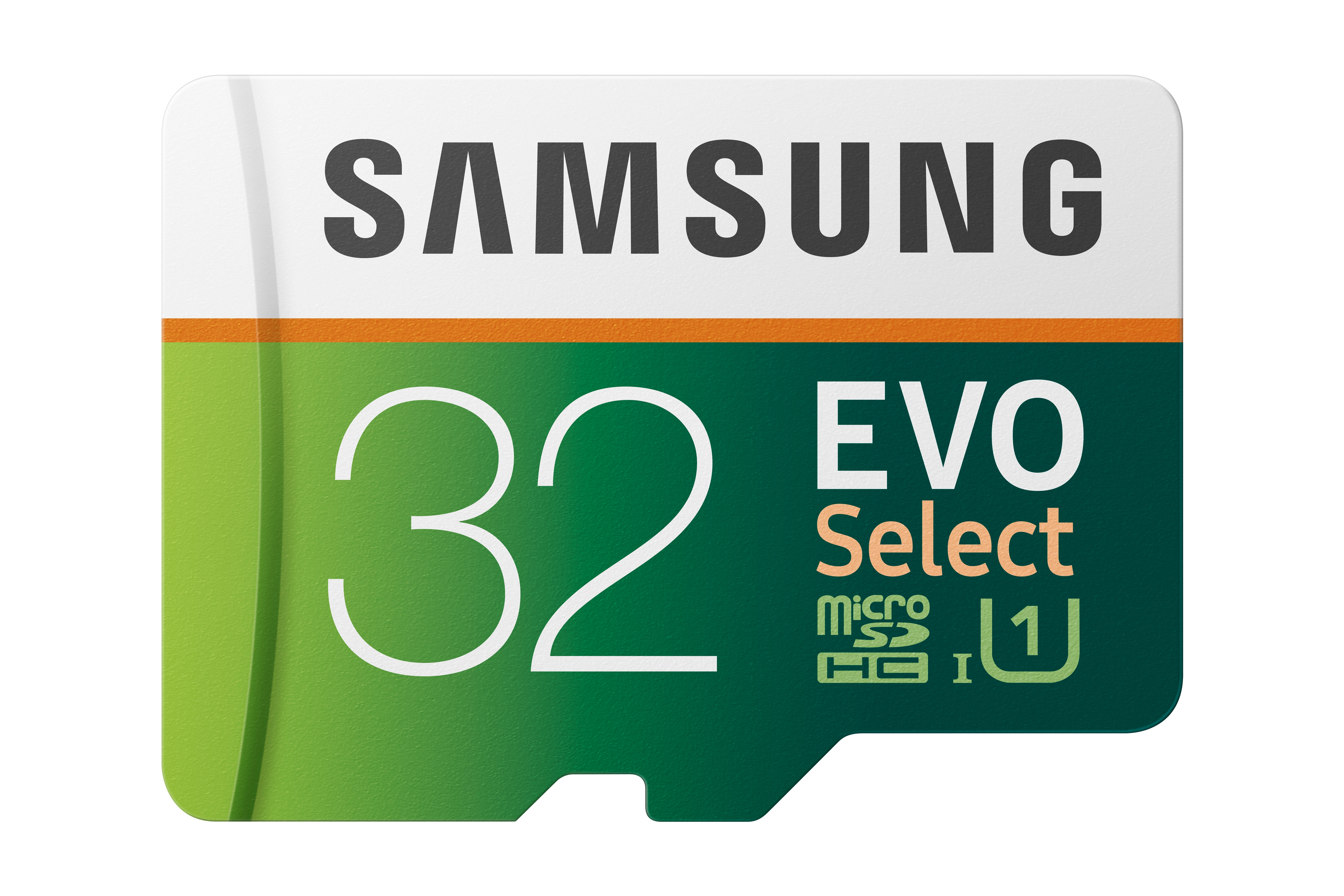 MicroSDHC EVO Select Memory Card w/ Adapter 32GB