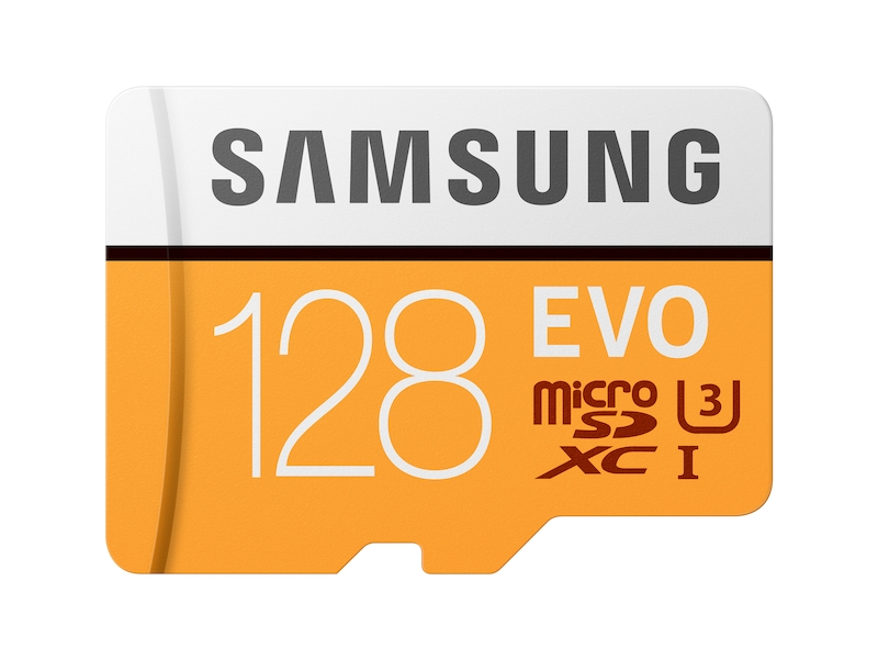 EVO microSD Memory Card 128GB