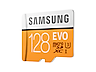 Thumbnail image of MicroSDXC EVO Memory Card w/ Adapter 128GB