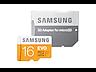 Thumbnail image of MicroSDHC EVO Memory Card w/ Adapter 16GB