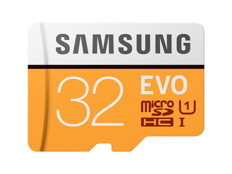 EVO microSD Memory Card 32GB