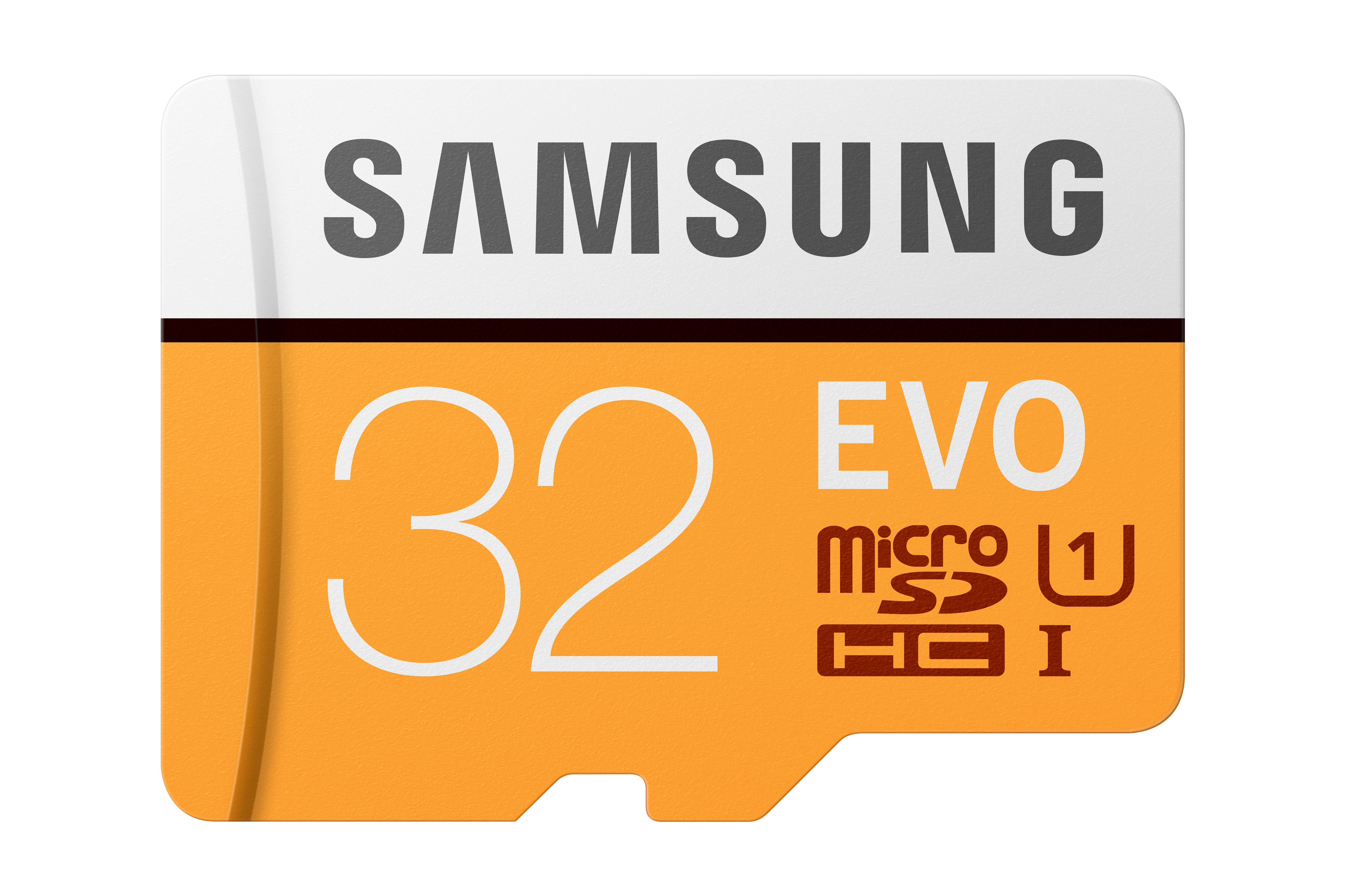MicroSDHC EVO Memory Card w/ Adapter 32GB