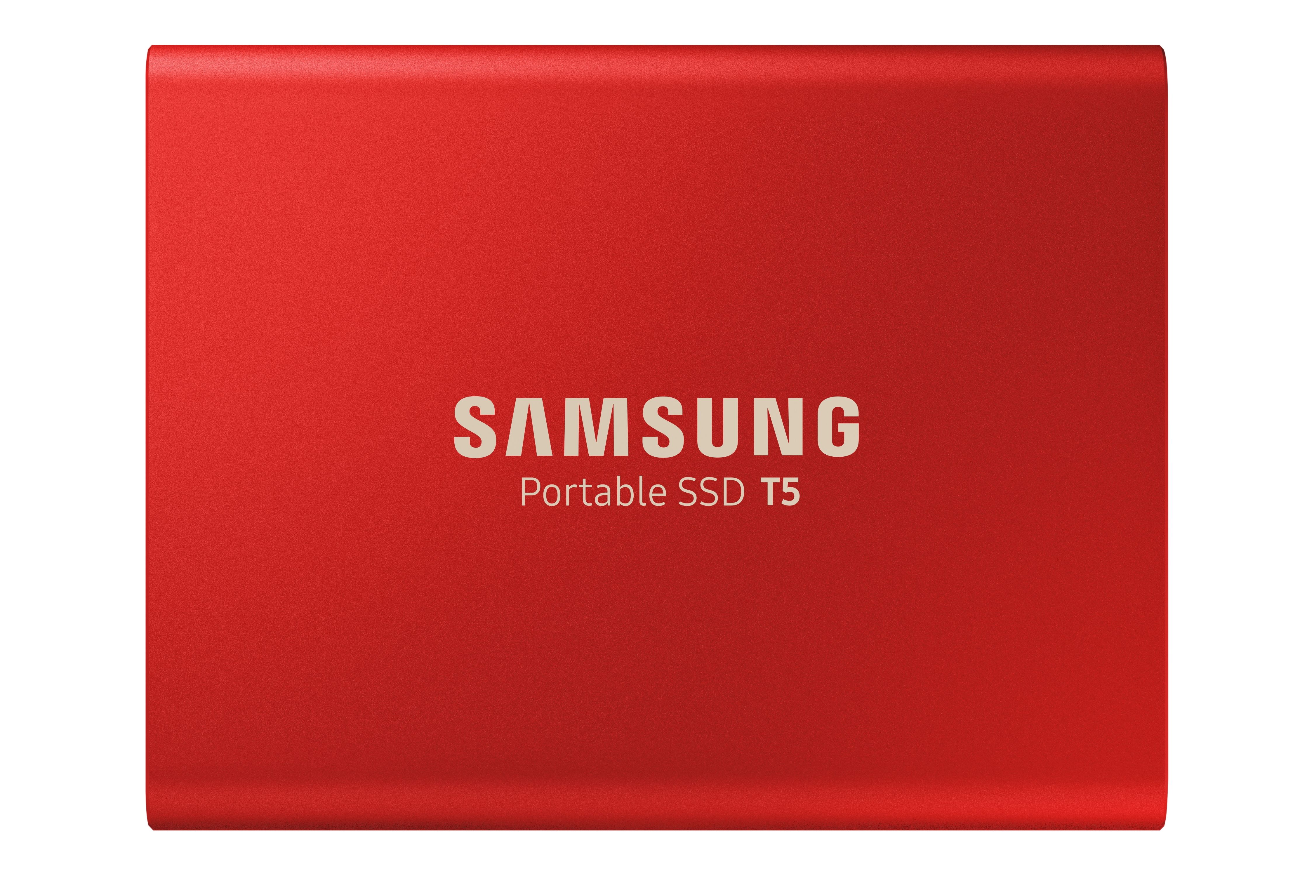 Portable SSD T5 1TB (RED)