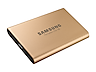 Thumbnail image of Portable SSD T5 500GB (GOLD)