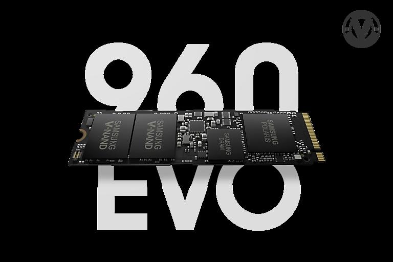 SSD 960 EVO NVMe M 2 250GB