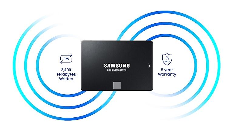 Ssd 860 Evo 2 5 Sata Iii 2tb Memory Storage Mz 76e2t0b Am
