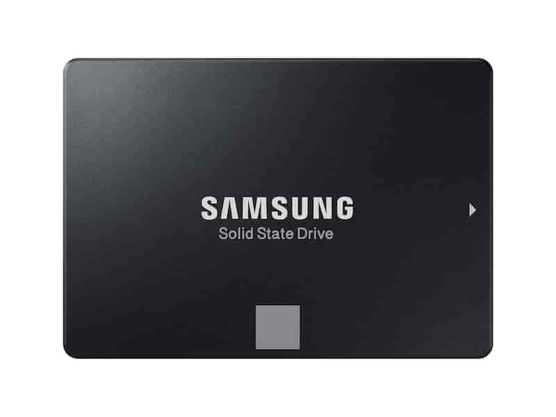 "SSD 860 EVO 2.5"" SATA III 2TB"
