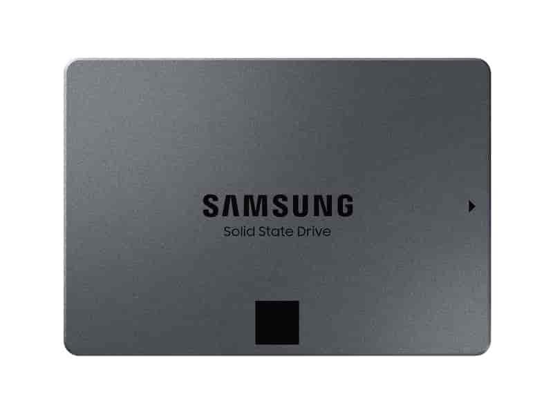 """870 QVO SATA III 2.5"""" SSD 2TB"""