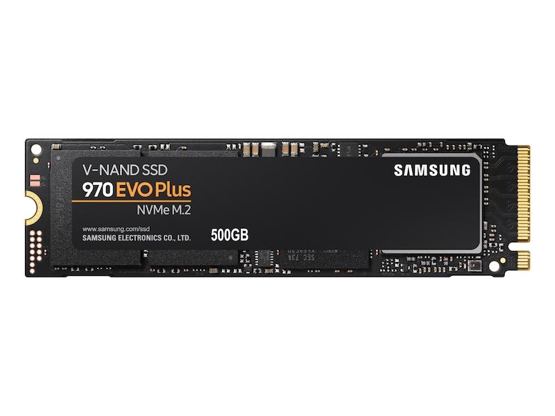 970 EVO Plus NVMe M.2 SSD 500GB