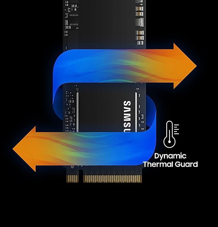 Samsung 970 EVO NVMe M.2 SSD 12