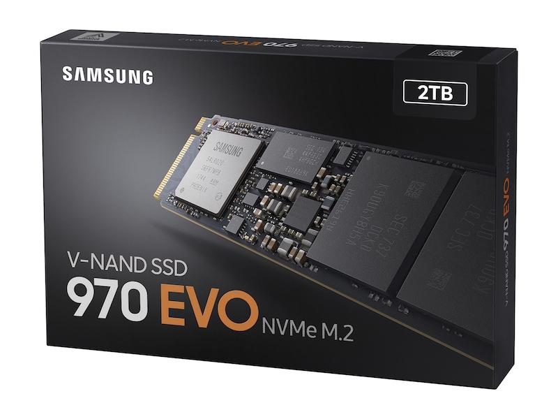 SSD 970 EVO NVMe M 2 2TB