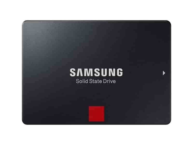 """860 PRO SATA 2.5"""" SSD 2TB"""