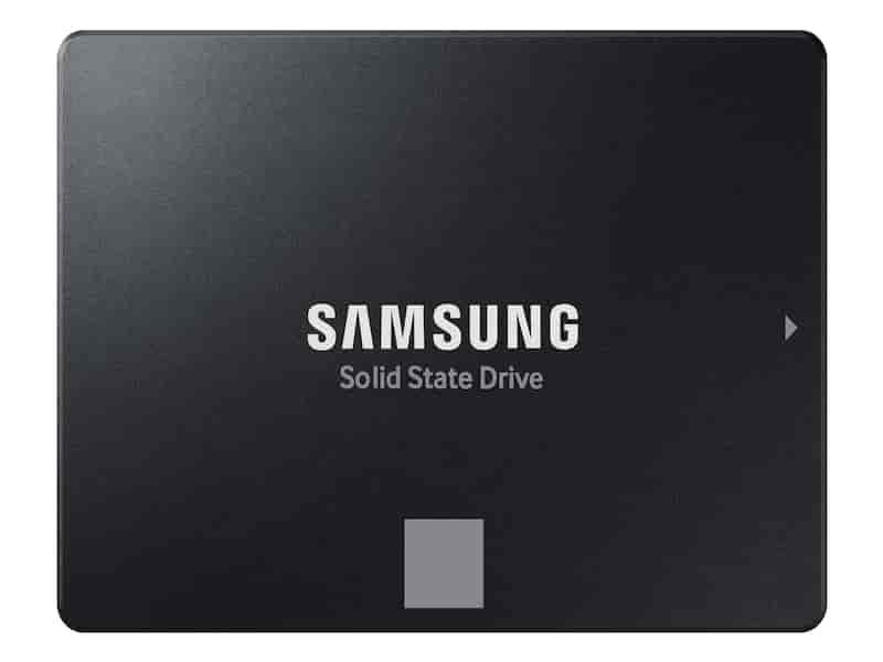 """870 EVO SATA 2.5"""" SSD 1TB"""