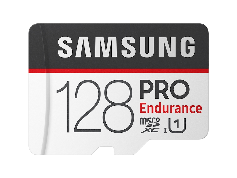 PRO Endurance microSD Memory Card 128GB