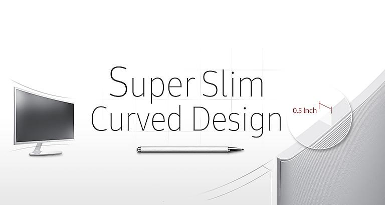 Ultra-slim design