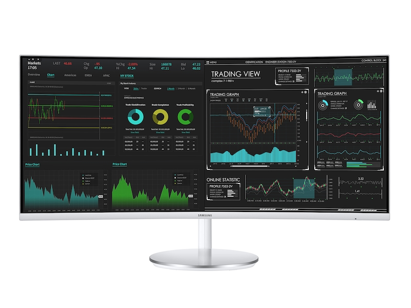 34? CJ791 Thunderbolt?? 3 Ultra Wide Screen Curved Monitor