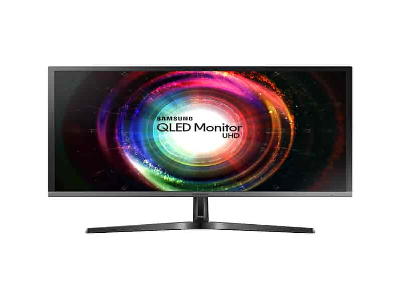 28 UH750 UHD Monitor with Quantum Dot