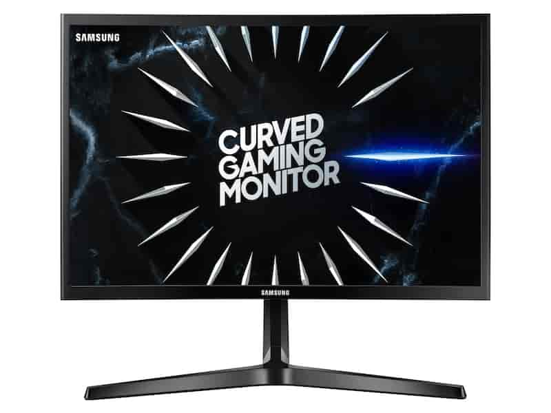 "24"" CRG5 Curved Gaming Monitor"