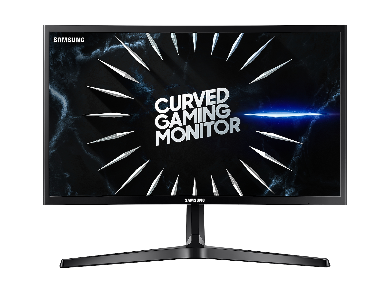 "Samsung 24"" CRG5 Gaming Monitor in Black(LC24RG50FQNXZA)"
