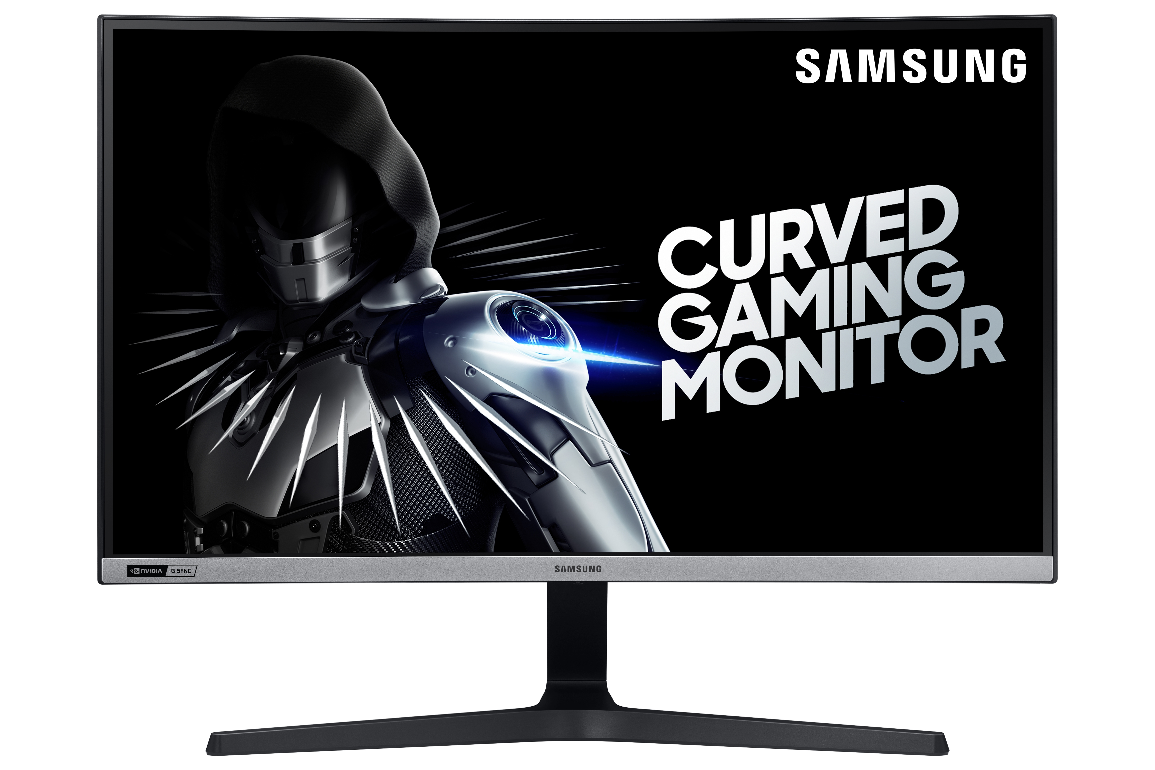 """27"""" CRG5 240Hz Curved Gaming Monitor"""